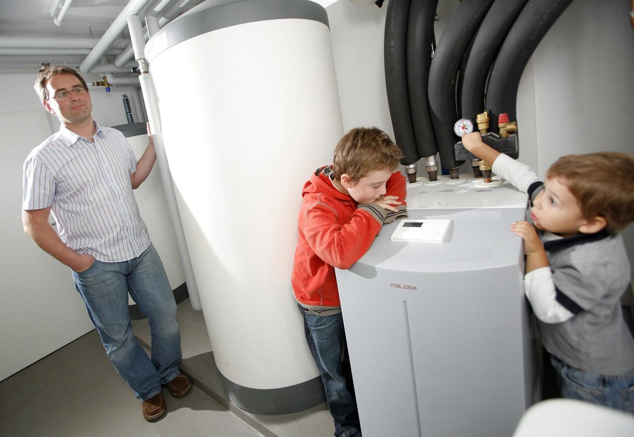 Kokia gali būti šildymo įrengimo kaina name?