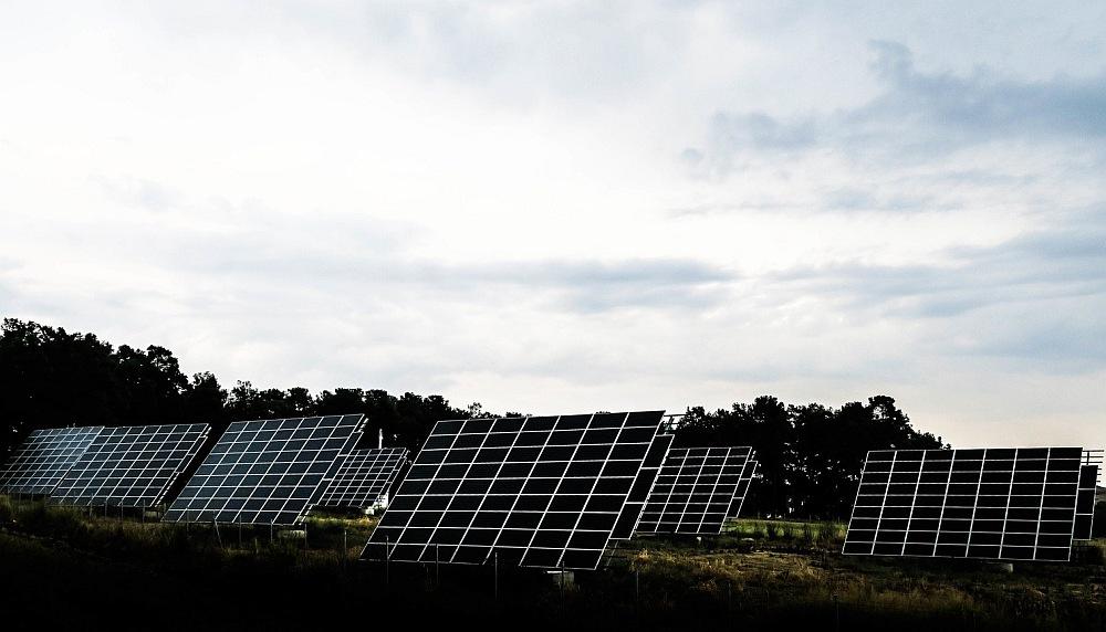 Saulės elektrinių galingumas po 7 metų