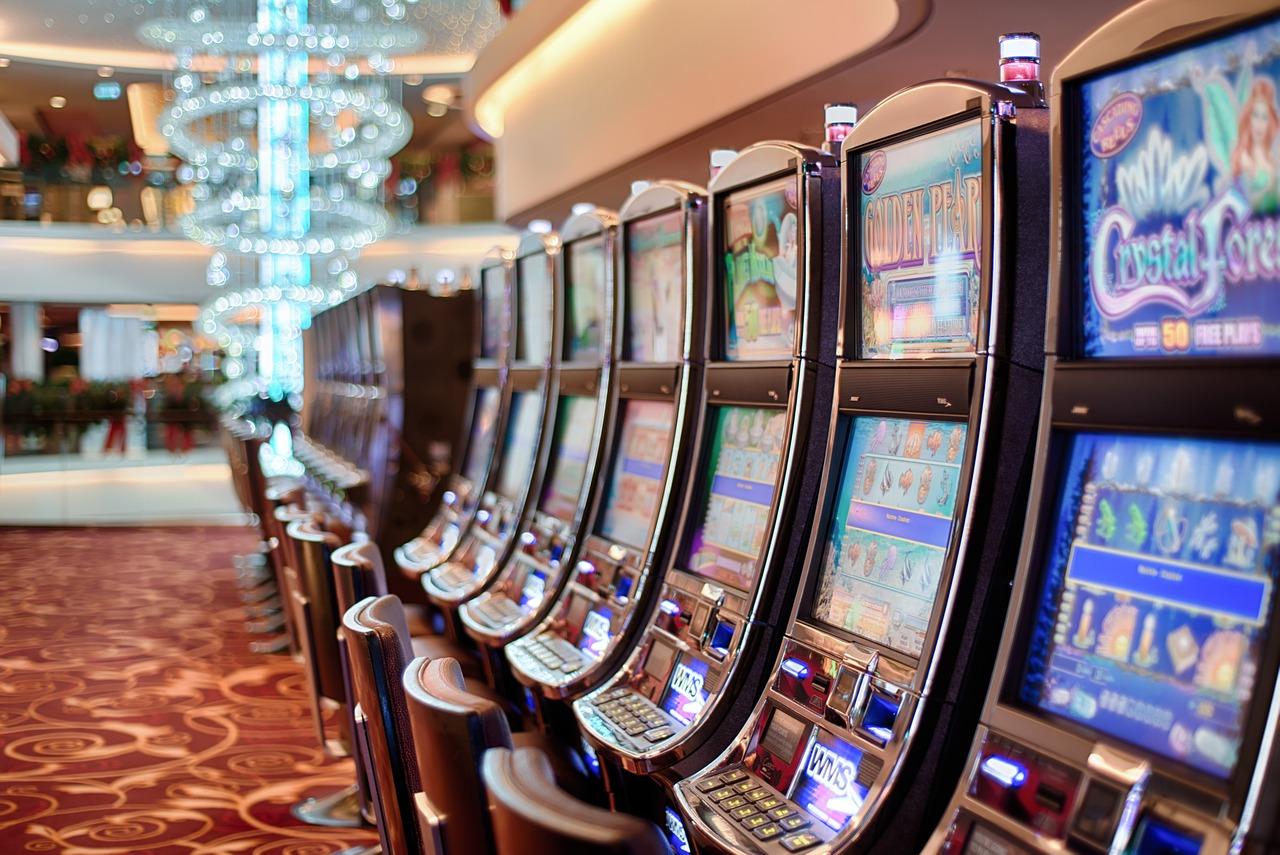 Lošimo automatai ir glausta jų istorija