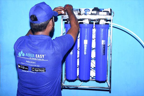 Vandens filtrų remonto darbų niuansai