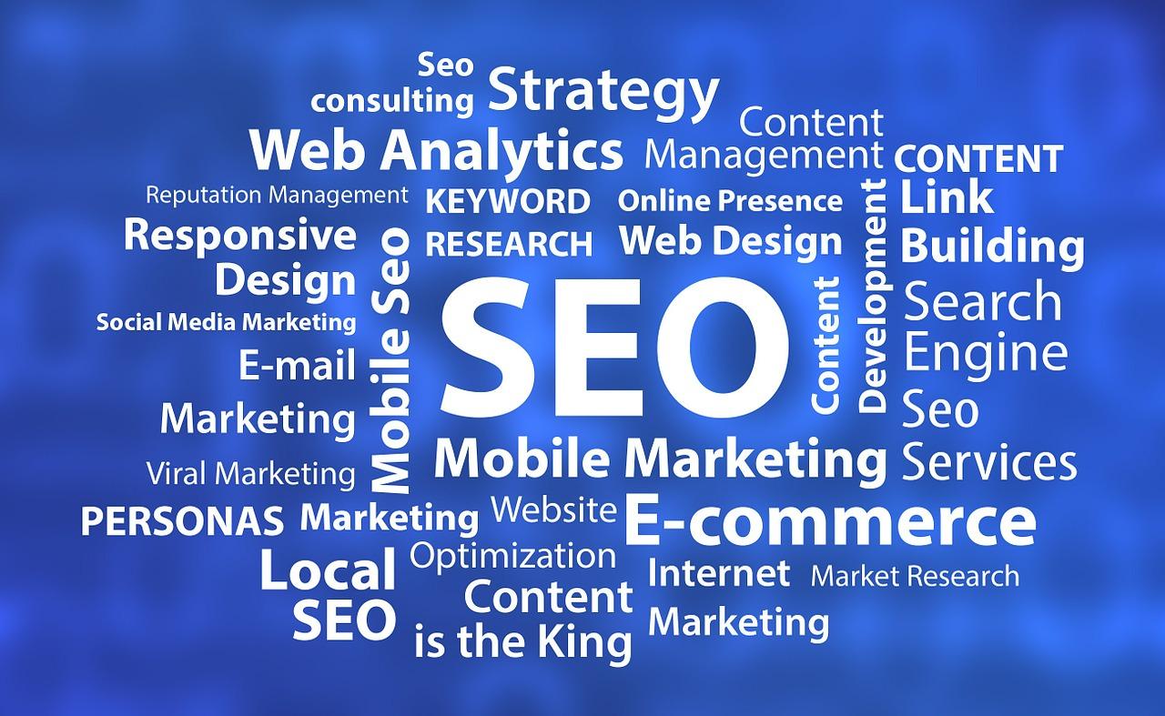 Jūsų įmonės tinklalapio matomumo didinimas internetinėje paieškoje